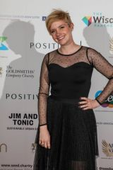Sally Hodgkiss At Second Annual SEED Charity Gala at Goldsmith's Hall in London