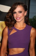 Karina Smirnoff - At Premiere Of 2 Guns