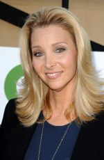 Lisa Kudrow At The CBS Summer TCA Party In LA