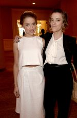 Amber Heard At Hollywood Foreign Press Association