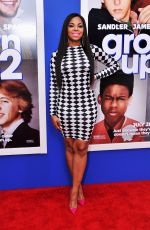 Ashanti At The Grown Ups 2 Premiere In New York