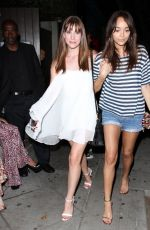 Ashley Madewke and Christa B. Allen At Hooray Henry