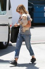 Ashley Tisdale In Beverly Hills