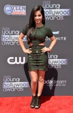 Becky G At CW Network