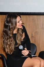 Bruna Marquezine And Isabelle Drummond At The Launch Of A Dental Whitening