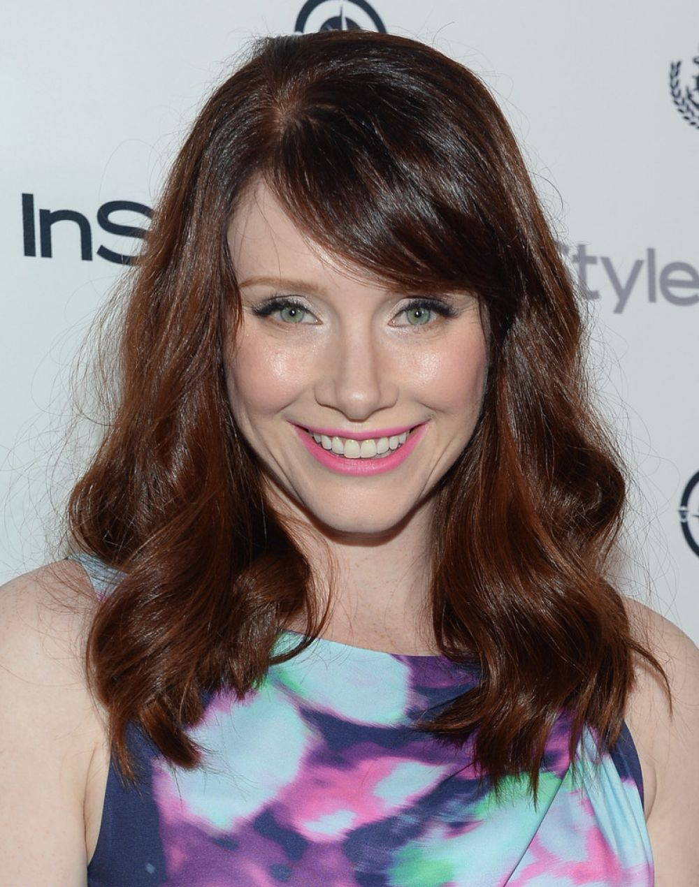 Bryce Dallas Howard At Instyle Summer Soiree In West Hollywood