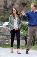 Catherine, Duchess Of Cambridge At The Ring O