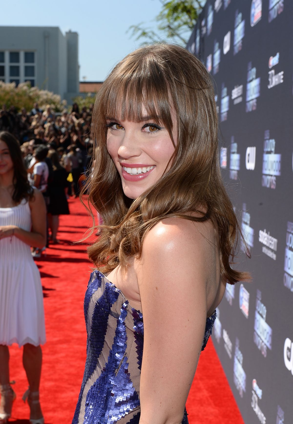 Christa B. Allen At Young Hollywood Awards In Santa Monica