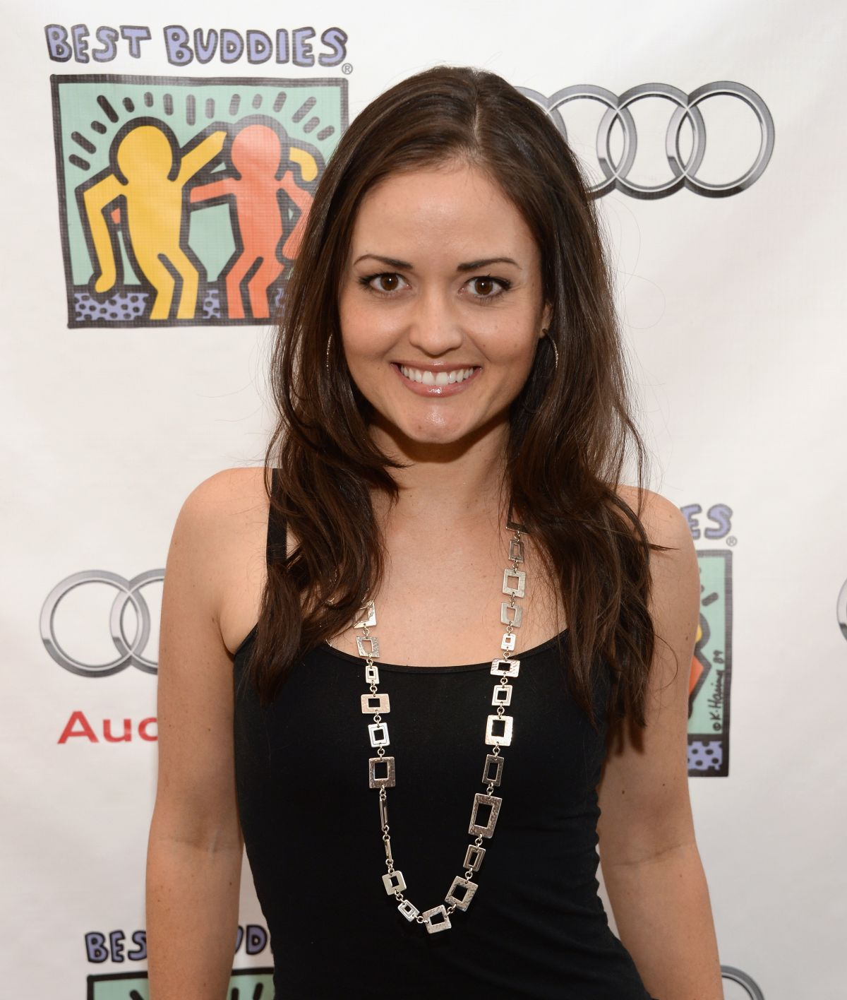 Danica McKellar At The Best Buddies Poker Event In Beverly Hills