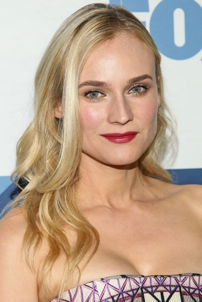 Diane Kruger At Party In West Hollywood