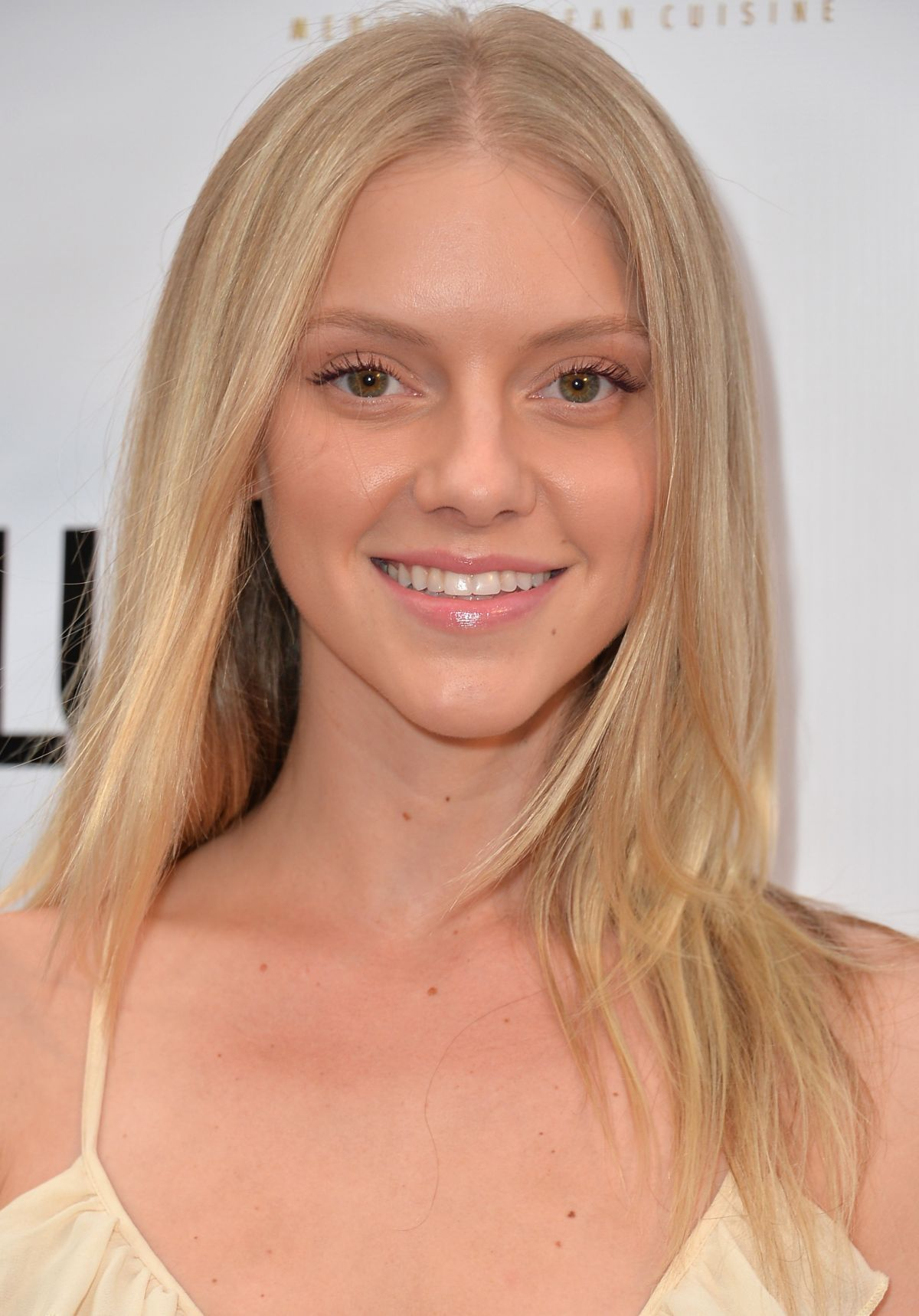 Elle Evans At The Genlux Magazine Issue Release Party In LA
