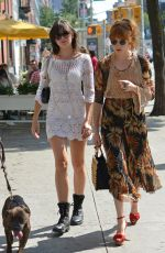 Emily Blunt Out And About In Hollywood