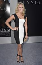 Emily Osment At Elysium Premiere In Westwood