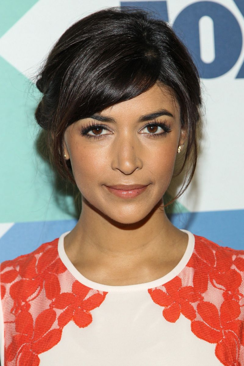 Hannah Simone At Party In West Hollywood
