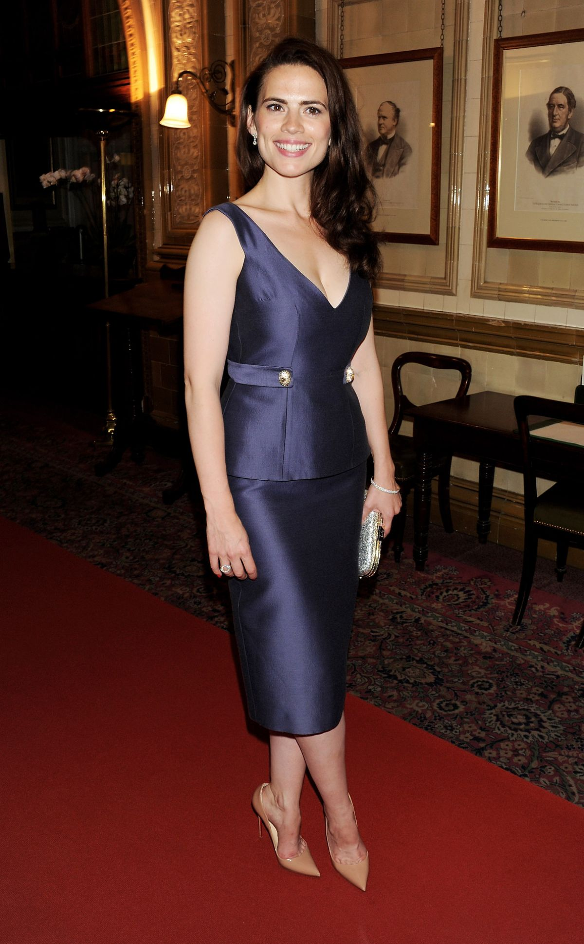 Hayley Atwell At The Pride Press Afterparty