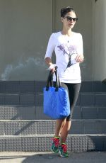 Jordana Brewster Out In West Hollywood