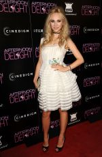 Juno Temple At Afternoon Delight Premiere In Hollywood
