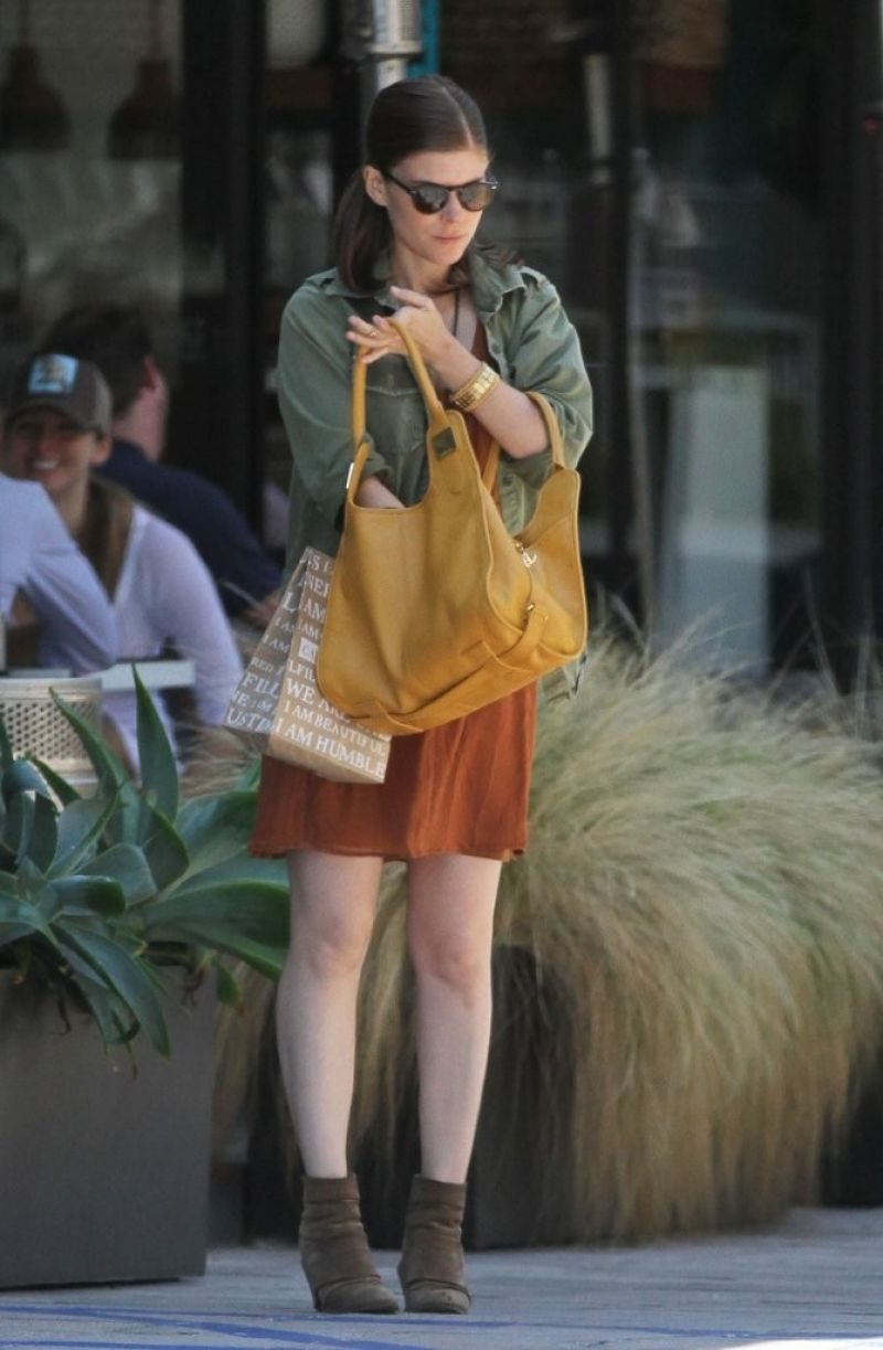 Kate Mara Out In LA