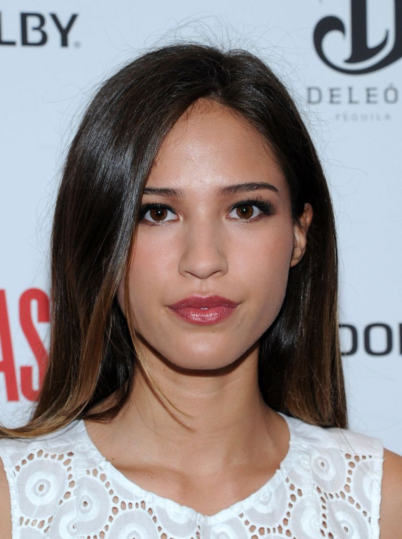 Kelsey Chow At The Grandmaster Screening In NYC