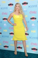 Leven Rambin At 2013 Teen Choice Awards In Universal City