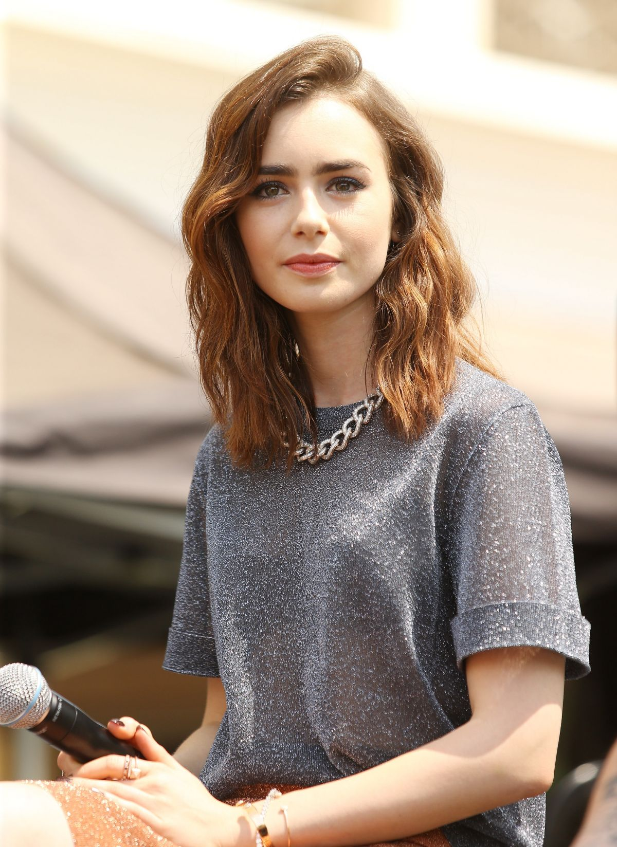 Lily Collins Hair Color In Mortal Instruments 64195 Trendnet