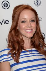 Lindy Booth At The Instyle Summer Soiree In West Hollywood