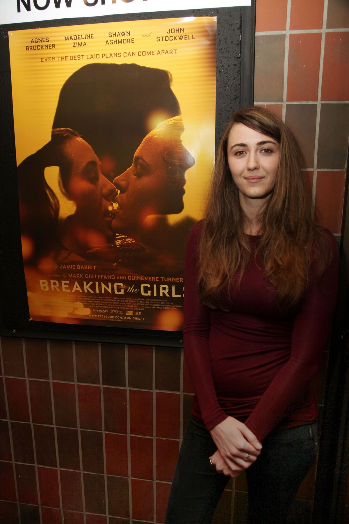 Madeline Zima At The Breaking The Girls Screening In Hollywood