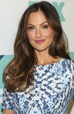 Minka Kelly At Party In West Hollywood