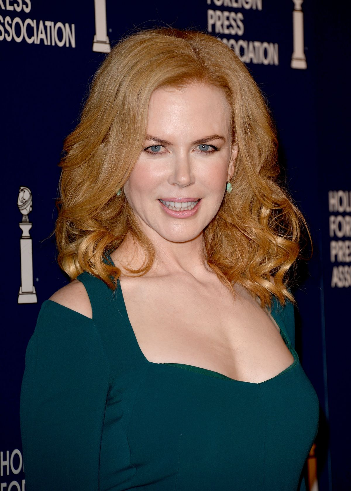 Nicole Kidman At The Hollywood Foreign Press Association