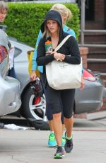 Reese Witherspoon At A Gym In Brentwood