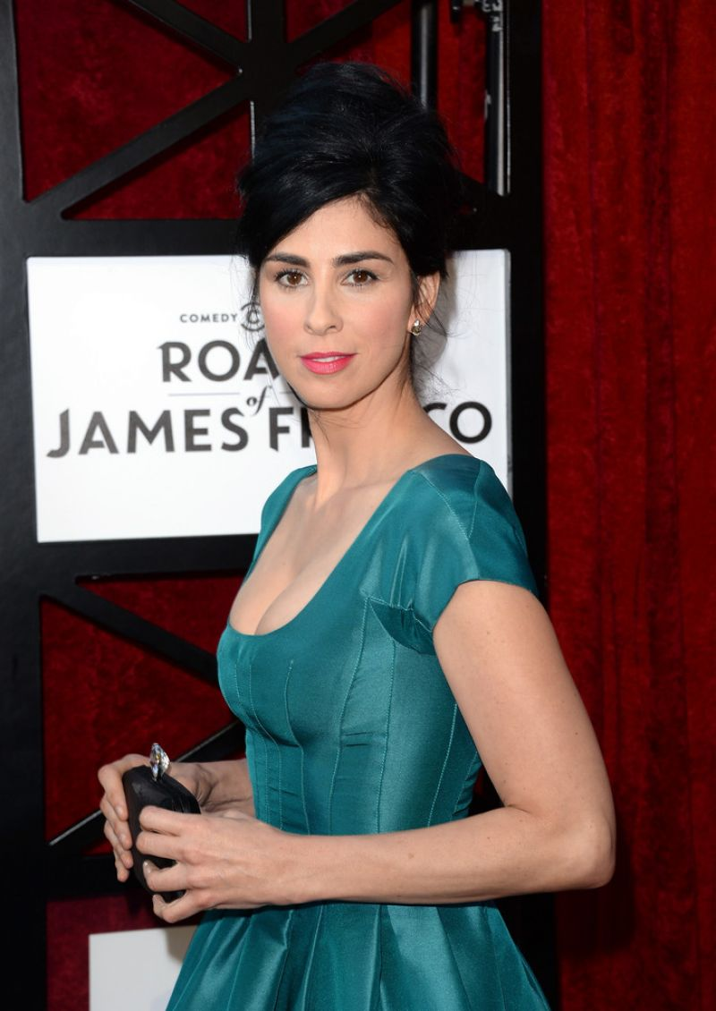 Sarah Silverman comedy central