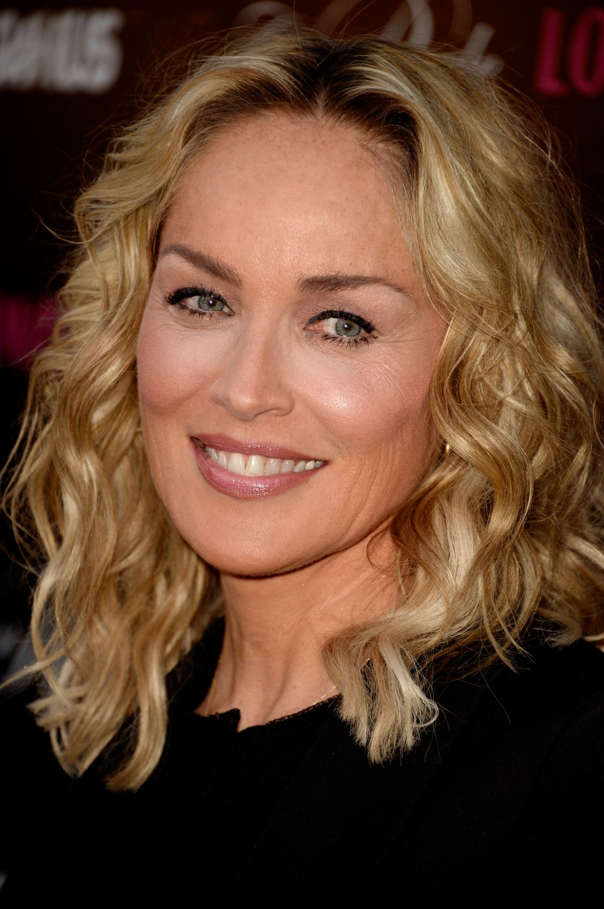 Sharon Stone At The Lovelace Premiere In Hoolywood