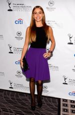 Sofia Vergara At Pre-Emmy Awards Peer Group Cocktail Reception In Universal City