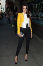 Talisa Soto Elysium Screening In New York