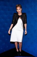 Adrienne Bailon At Pharrell Williams Performs At NY Launch of YPlan In NYC