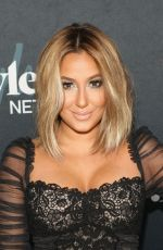 Adrienne Bailon At Vevo And Styled To Rock Celebration In New York