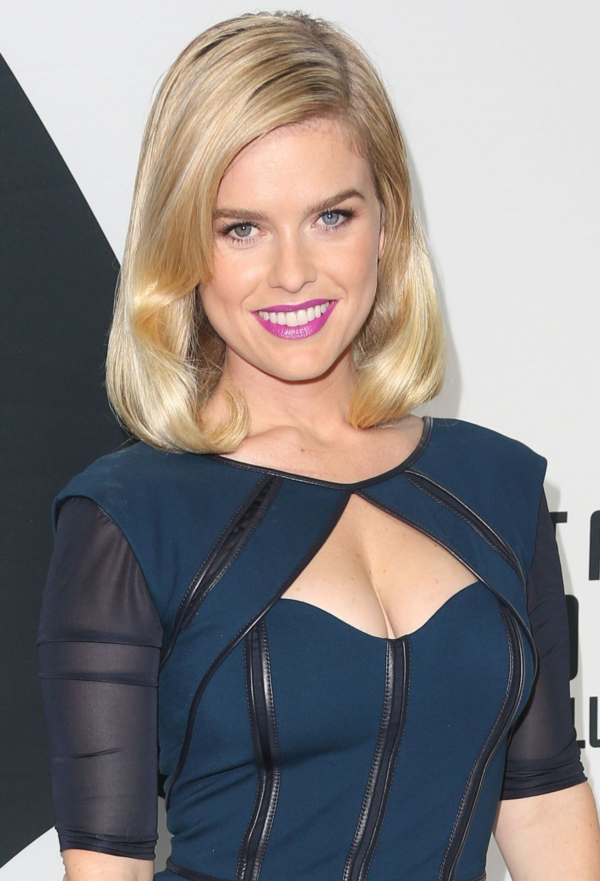 Alice Eve At Star Trek Into Darkness Blu-ray-DVD Release Event In LA
