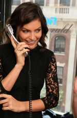 Alyssa Miller At The Annual Charity Day In NYC