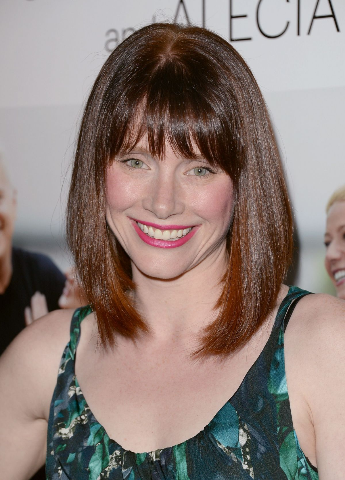 Bryce Dallas Howard Attending the Thanks For Sharing Premiere In Hollywood