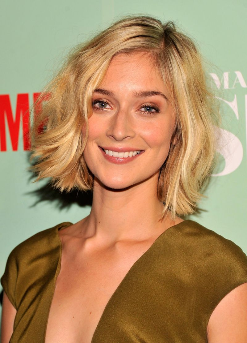 caitlin fitzgerald height and weight