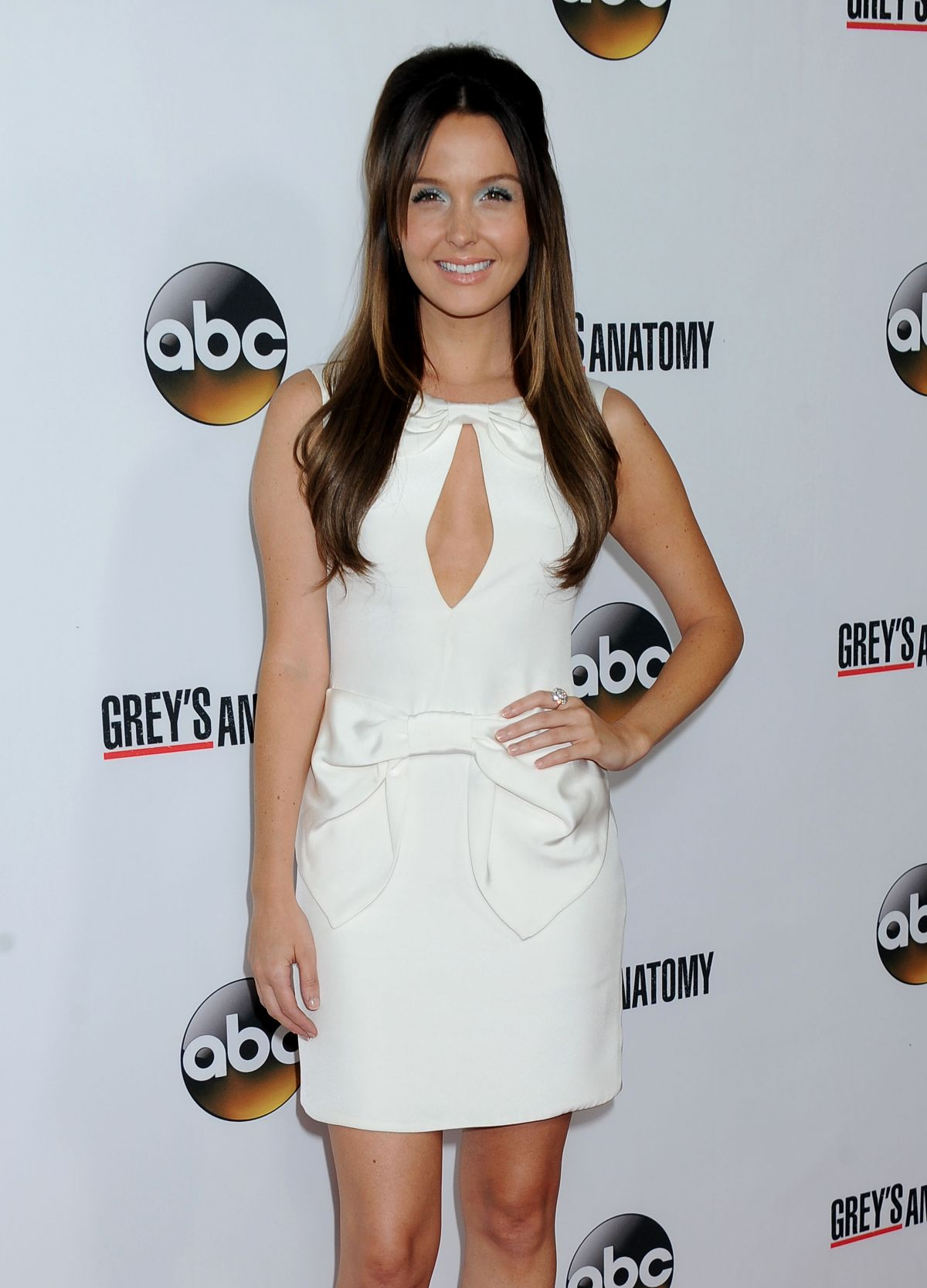 Camilla Luddington At 200th Episode Of Greys Anatomy Party - Celebzz