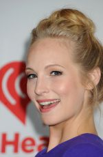 Candice Accola At iHeartRadio Music Festival Village At MGM Grand