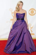 Carrie Underwood At 65th Annual Primetime Emmy Awards In LA