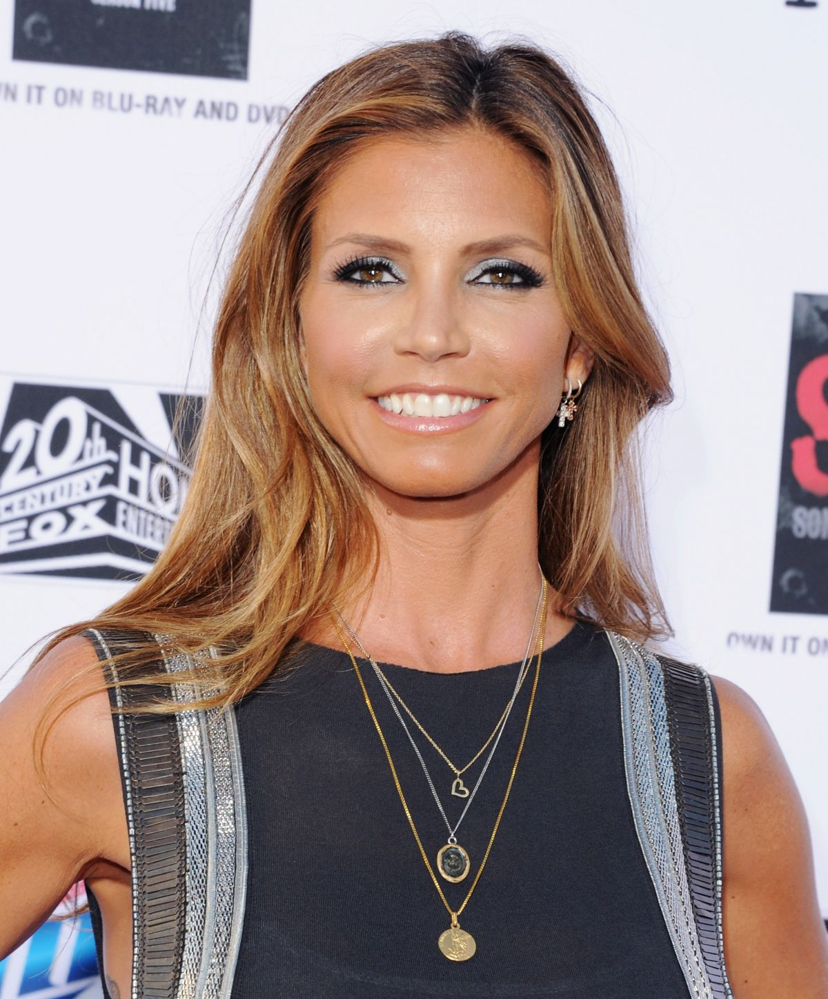 Charisma Carpenter At Sons Of Anarchy Season 6 Premiere In Hollywood