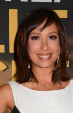 Cheryl Burke Outside Wendy