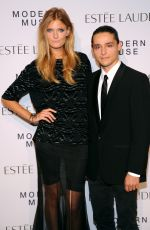 Constance Jablonski At The Estee Lauder Modern Muse Fragrance Launch Party In NYC