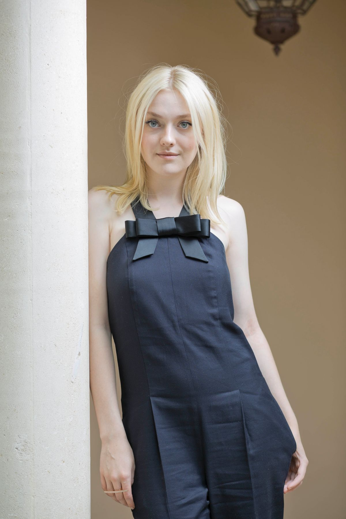 Dakota Fanning Photocal At Venice International Film Festival