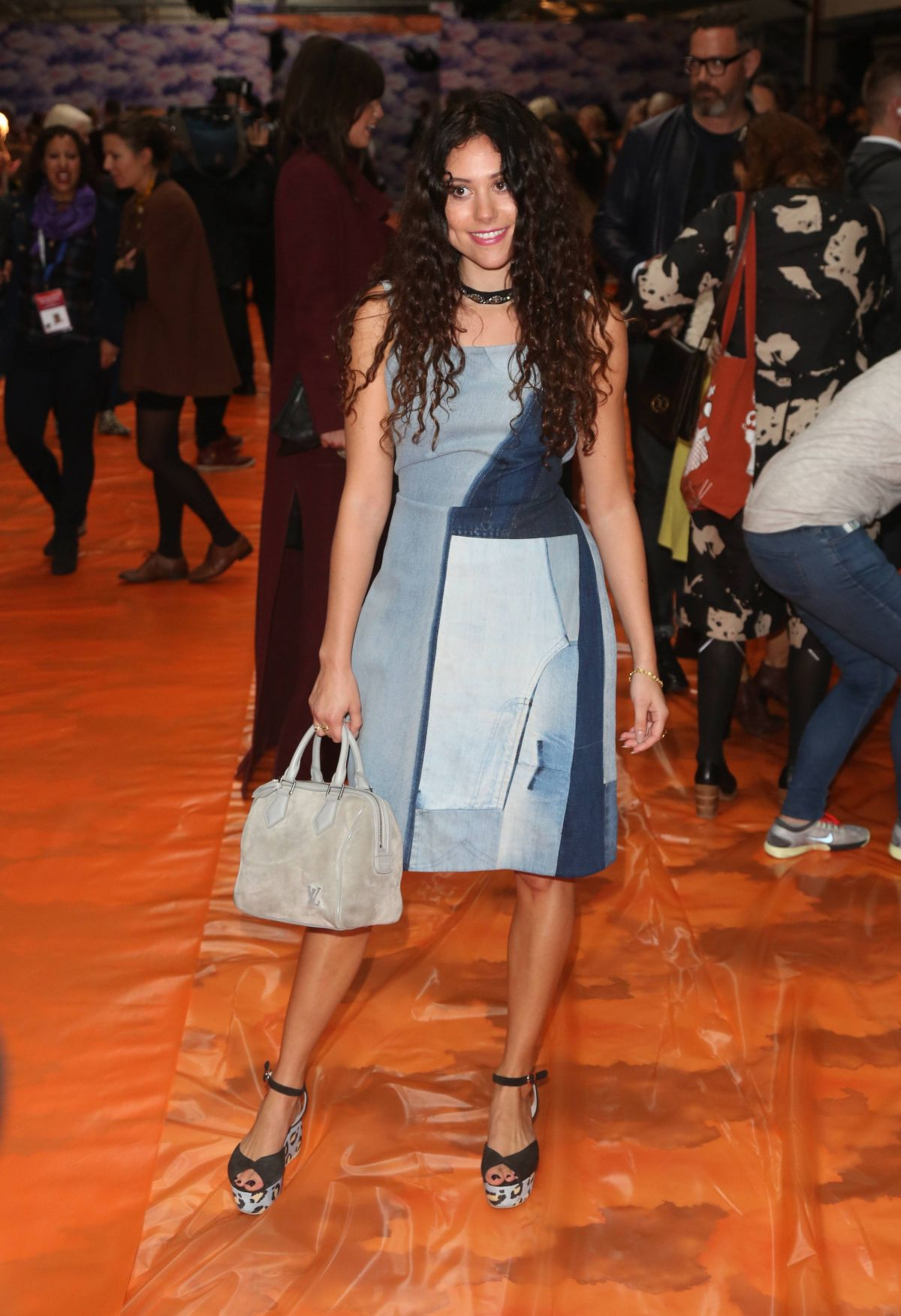 Eliza Doolittle At House Of Holland Collection During London Fashion Week