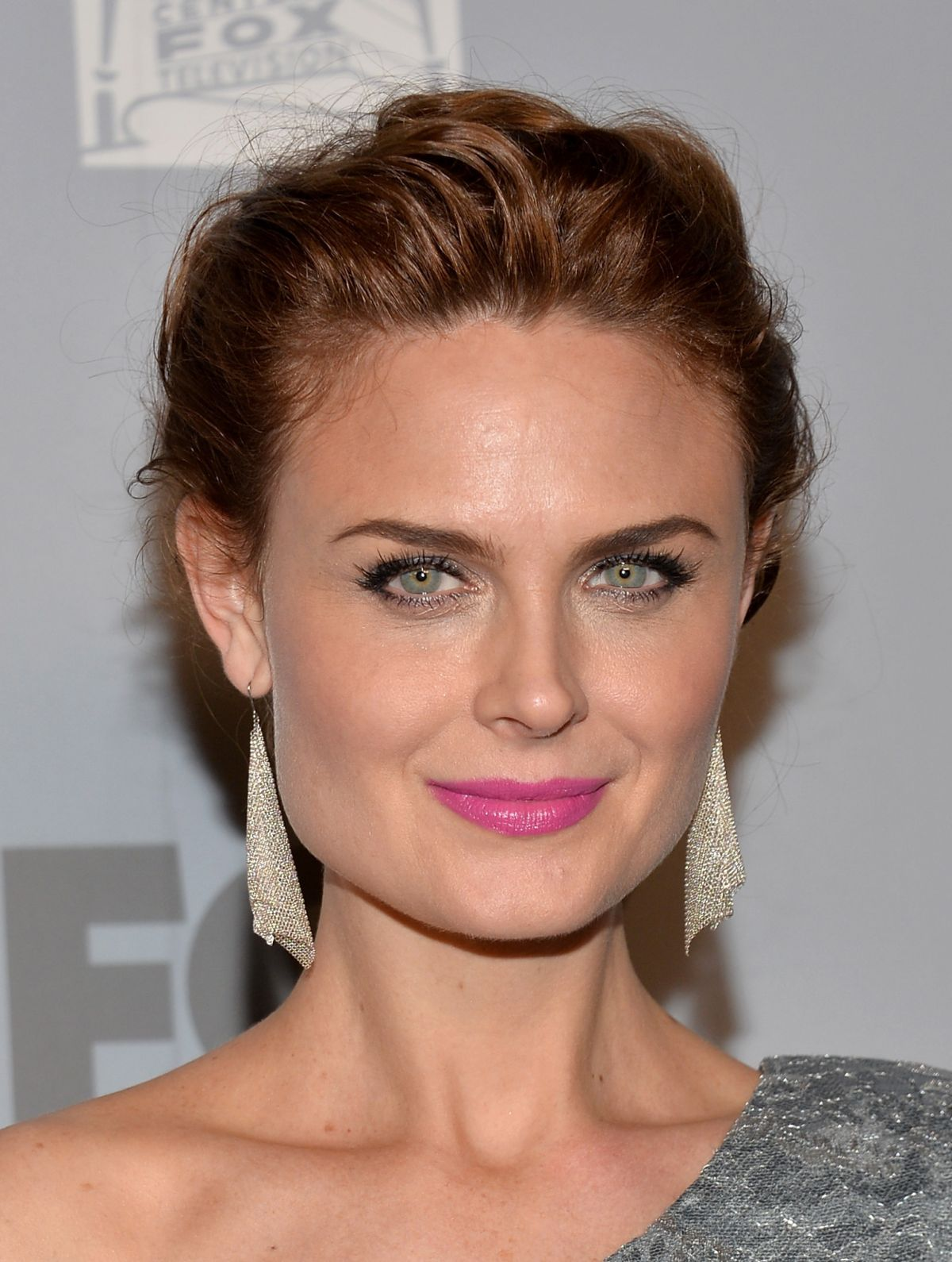 the gallery for gt emily deschanel 2013 emmys