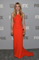 Emma Roberts At 2013 FOX Broadcasting Company Post Emmy Party